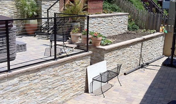 bay area retaining walls