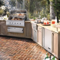 Outdoor Kitchens Painting Kitchen Cabinets Home Depot Viking Range Llc