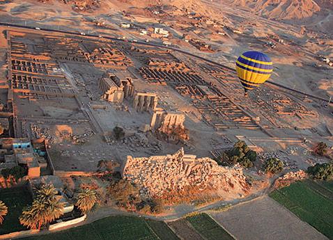 Luxor & Nile Cruising, Egypt