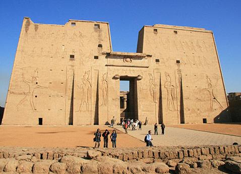 Temple of Edfu, Edfu, Egypt
