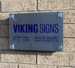 Company Office Plaques Viking Signs Grantham Safety