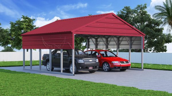 Metal Carports Steel Carports Car Port Kits Carport Buildings