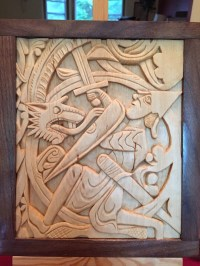 Norse Dragon Carving | www.pixshark.com - Images Galleries ...