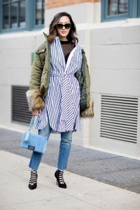 Shirtdress with Boots Winter Outfits (2 ideas & outfits) | Lookastic