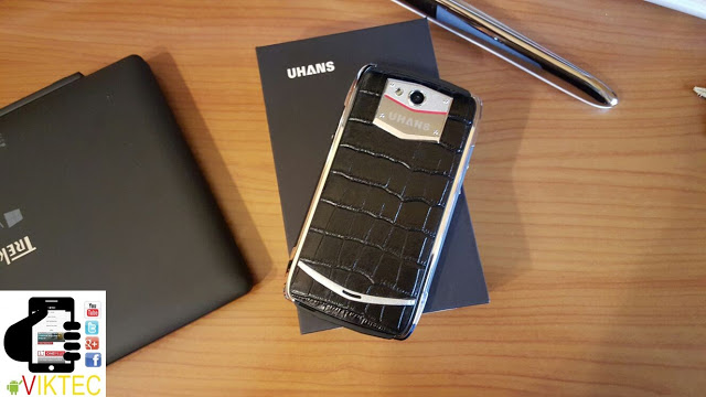 Uhans U200: Un rugged-phone con hardware di tutto rispetto a soli 120€ 1