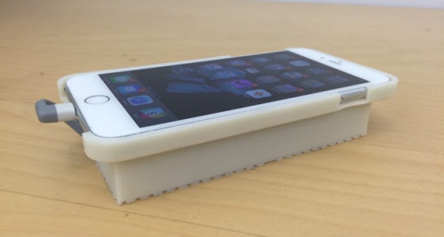 Android su iPhone grazie ad una cover 2