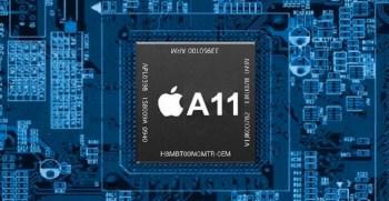 a11 processore iphone 8