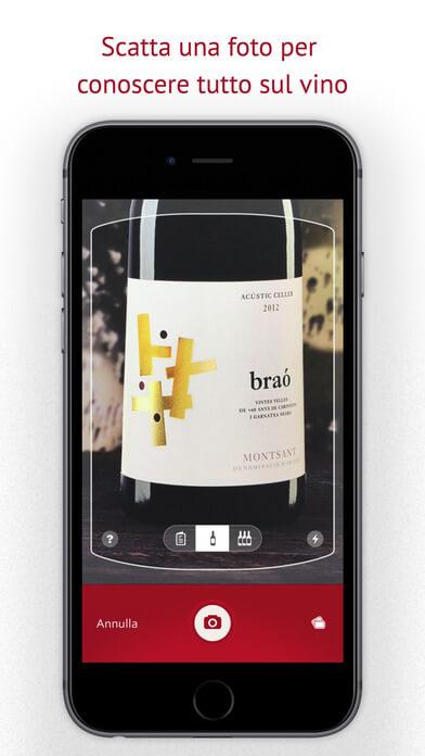 Vivino: l'app per riconoscere tutti i tipi di vino 1