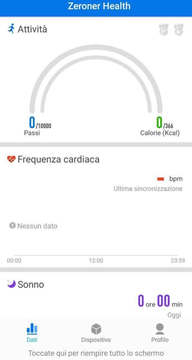 Recensione Endubro I7HR : smartband completa 8