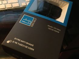TOPELEK Action Camera FHD 1080p con Wi-Fi e Touch Screen da 2.45 pollici
