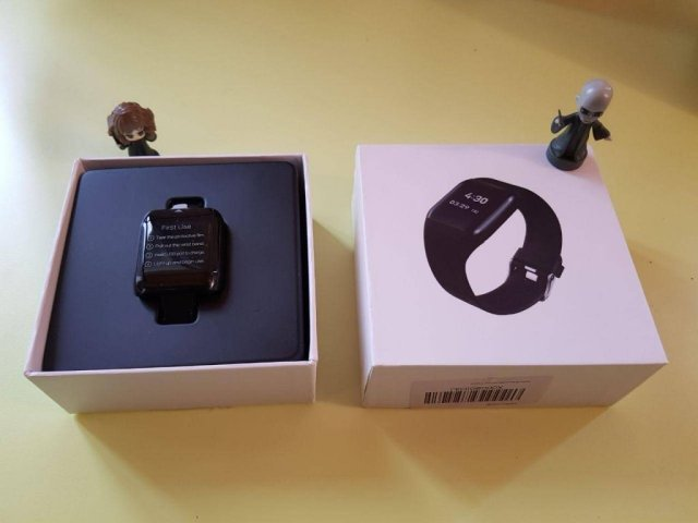 "Recensione Smartwatch Mpow 1.0"" OLED 1"