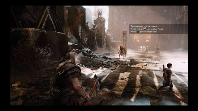 Recensione God of War : Gioco dell'anno - 1 parte 5