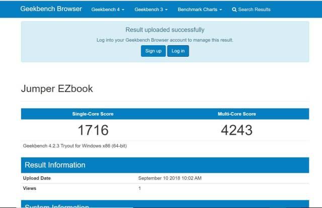 Recensione Jumper Ezbook X4 : notebook migliore low-cost 10
