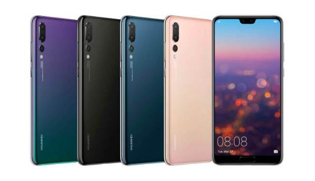 Recensione Huawei P20 2