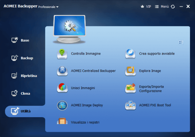 AOMEI Backupper e Partition Assistant: La recensione 3