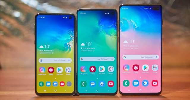 Galaxy Unpacked 2019: i nuovi Galaxy S10, S10+ e S10e 2