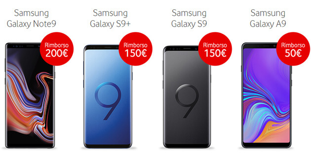 Samsung Blue Days: rimborso fino a 200€ 1