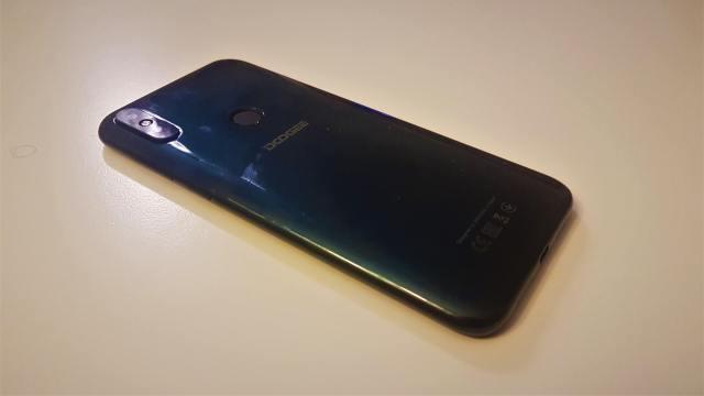 Doogee Y8: Uno smartphone davvero Low-Cost 4