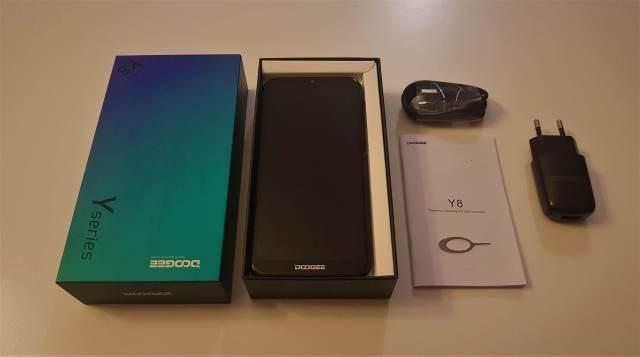 Doogee Y8: Uno smartphone davvero Low-Cost 2