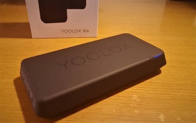PowerBank YOOLOX 10k e 16k: la Recensione 1