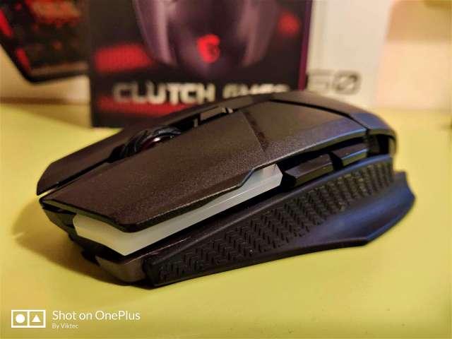 Mouse CLUTCH GM60 MSI: La recensione 4