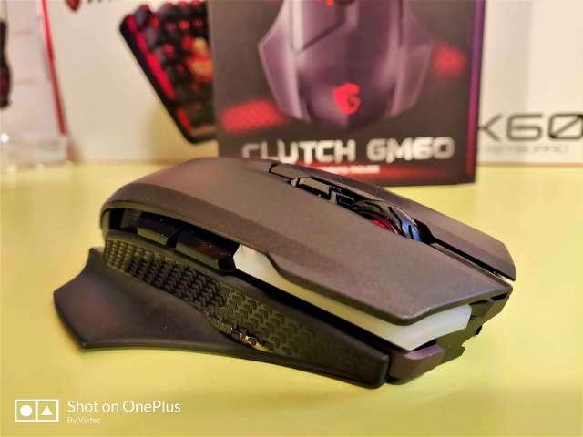 Mouse CLUTCH GM60 MSI: La recensione 6