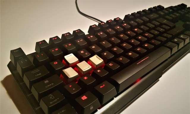 Vigor GK60 - La recensione della tastiera da Gaming di MSI 3