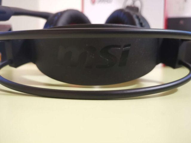 Recensione gaming headset Msi DS502 7.1 5