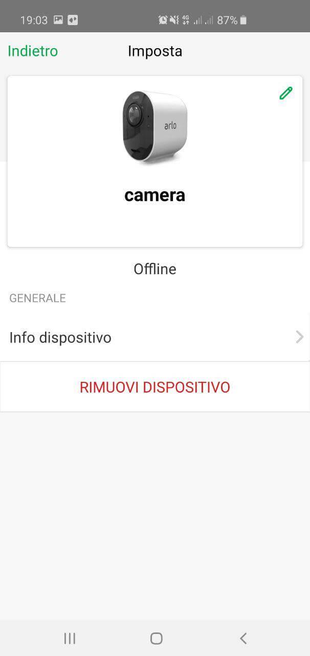 Recensione Arlo Ultra : camera 4K 6