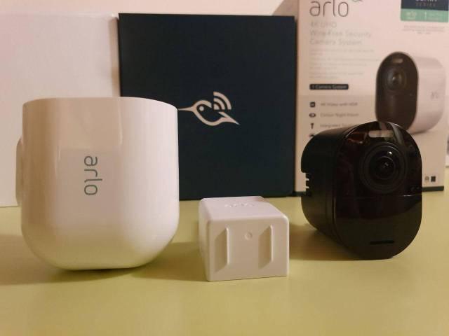 Recensione Arlo Ultra : camera 4K 9