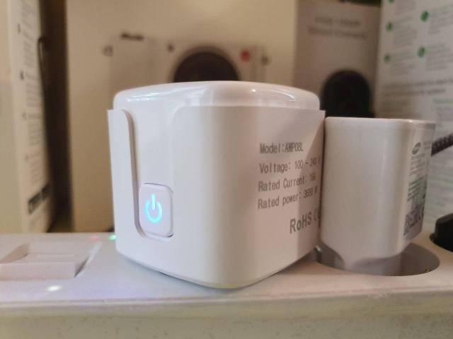 Recensione prese smart wi-fi Anoopsyche 5