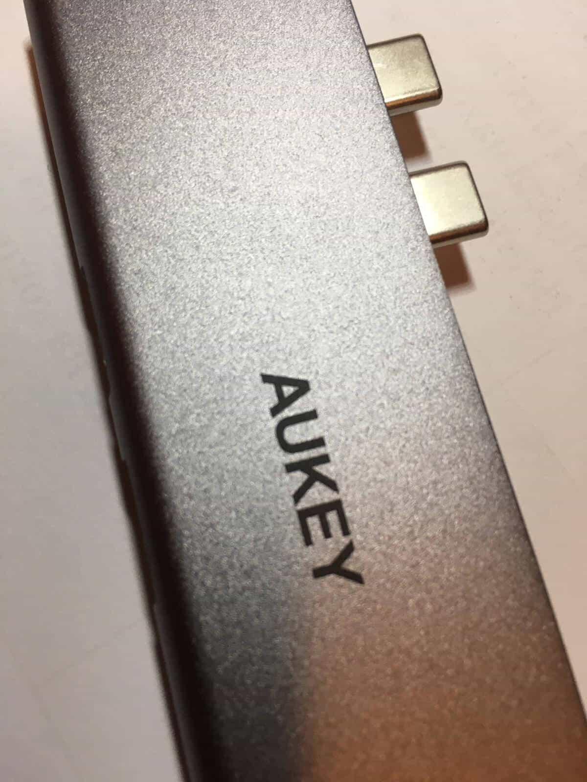 Recensione AUKEY multiport USB-C HUB 4