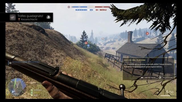 Recensione Tannenberg PS4 1