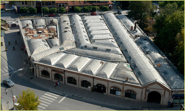 You are currently viewing Bezisten (Covered Bazaar)