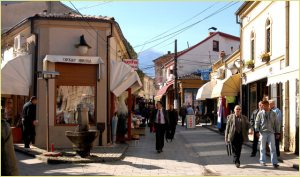 Read more about the article Bitola old bazaar