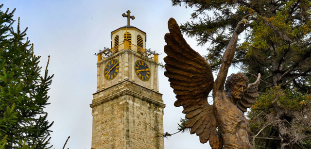 You are currently viewing Clock Tower in Bitola