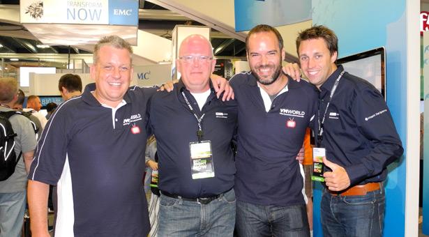 Meet the vExperts at VMware Forum NL