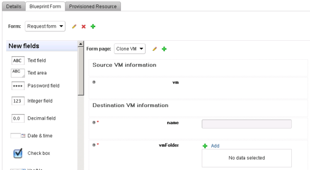 Deploying a VM with vCAC's Advanced Service Designer (part I/II)