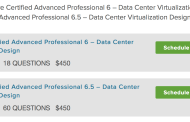 My VCAP-DCV 6.5 exam experience - VCDX6 in the pocket