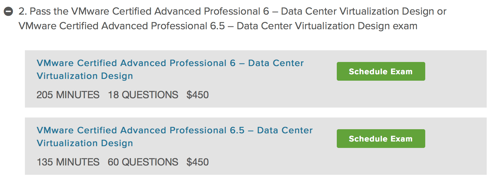 My VCAP-DCV 6 5 exam experience – VCDX6 in the pocket | viktorious