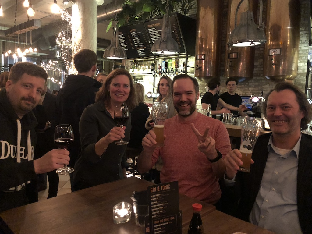 The history of #vbeers070 (and a short report on last Friday's edition)