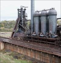 Carrie Furnace, blast furnace no.7 | Viktor Mcha ...