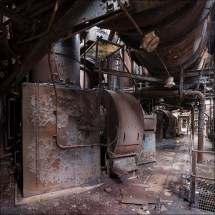 Weirton Steel Passage Blast Furnaces Viktor