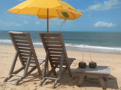 Pousada em Santo André - Bahia