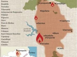 Incendi Alt Empordà 2012