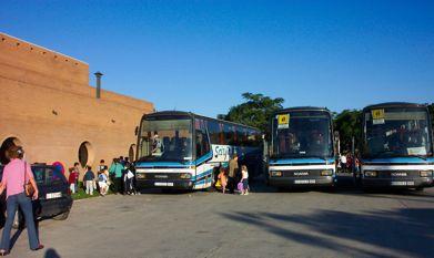 Servei de transport escolar de Roses