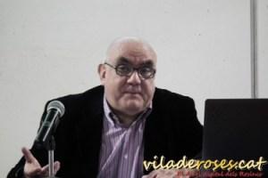 L'antropòleg Manuel Delgado