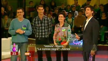 Paco Gualde, Gerard López, Susana Laserna i Javier Estrada