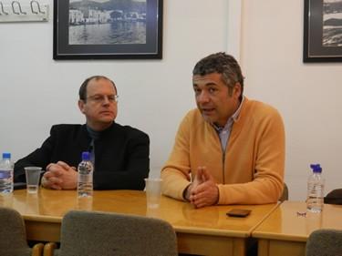 El diputat d'ERC al Parlament de Catalunya, Oriol Amorós