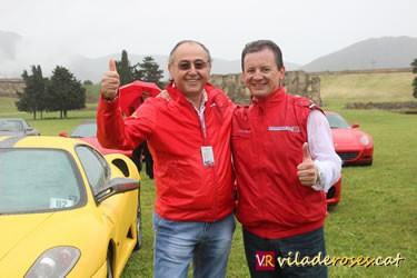 Ferrari a Roses